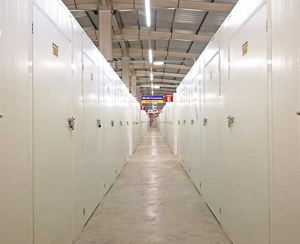 Self Storage Units Safestore Manchester