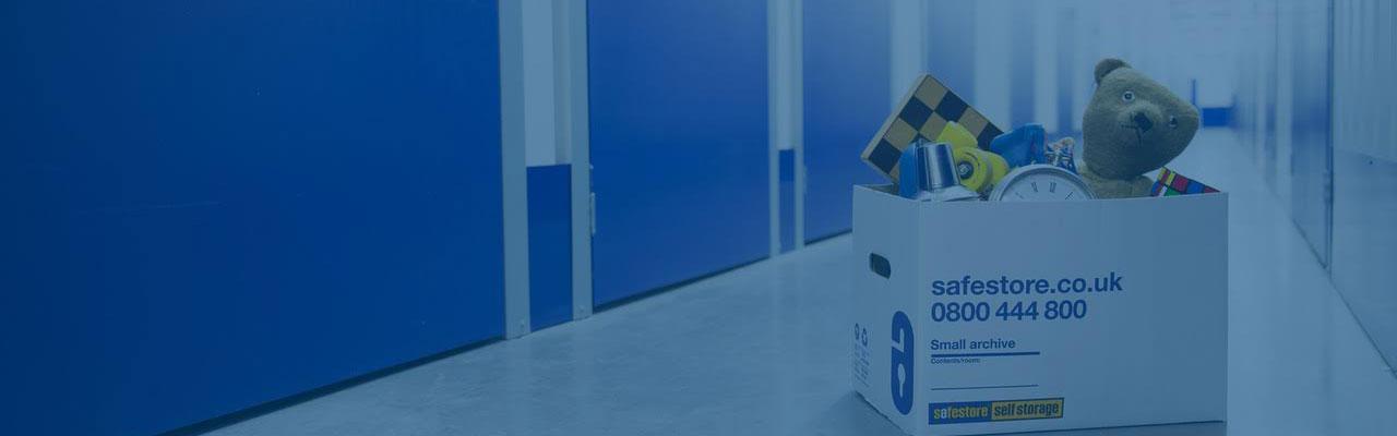 UK's largest self storage provider