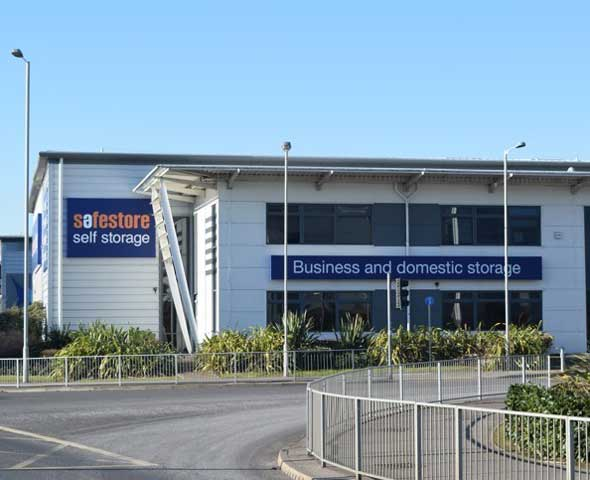 Self Storage In Portsmouth North Harbour 50 Off For 8