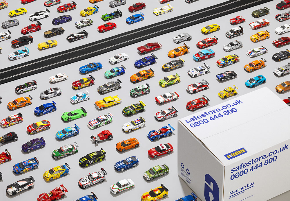 Scalextric Collection UK - Colin Hughes
