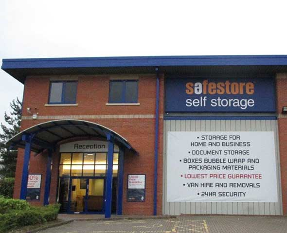 Self Storage In Exeter 50 Off For 8 Weeks At Safestore